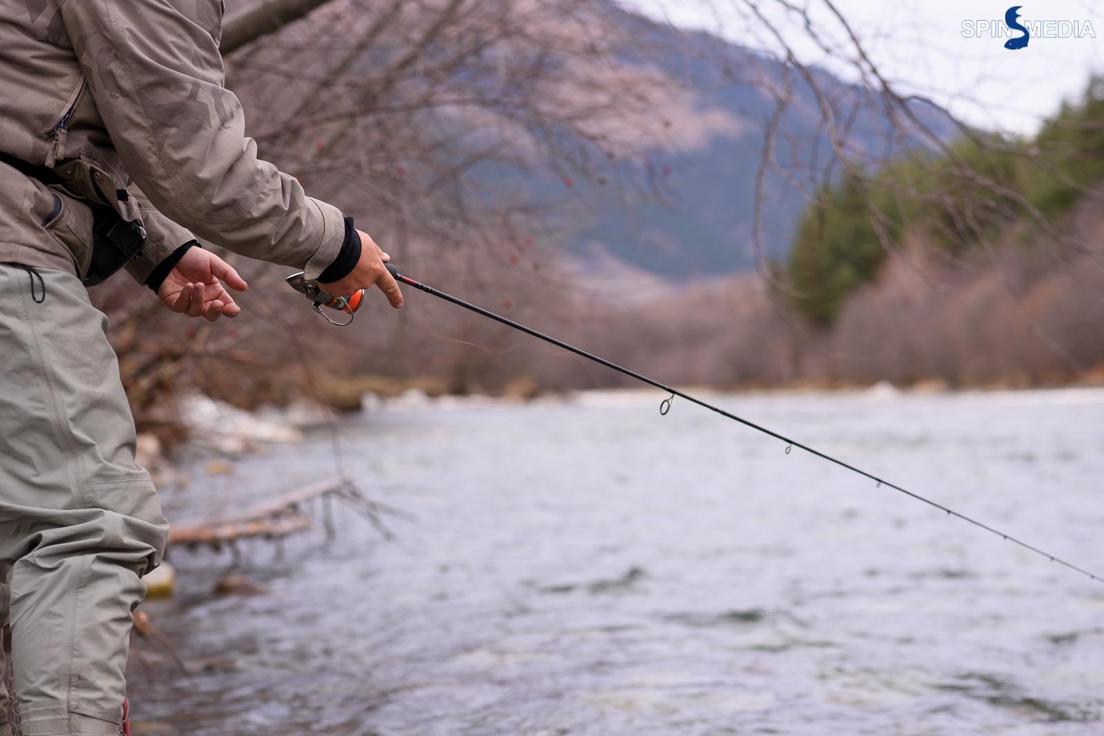 Можно ли в запрет ловить на спиннинг