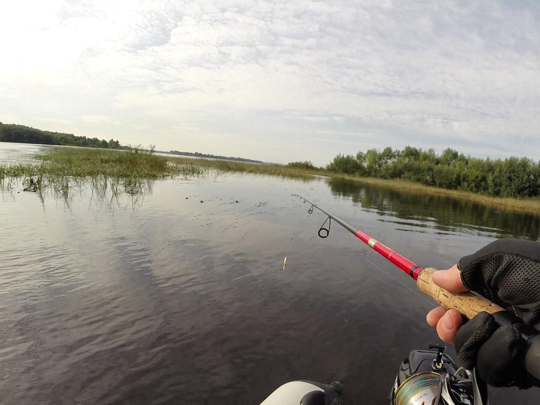 На что ловить рыбу в марте на реке