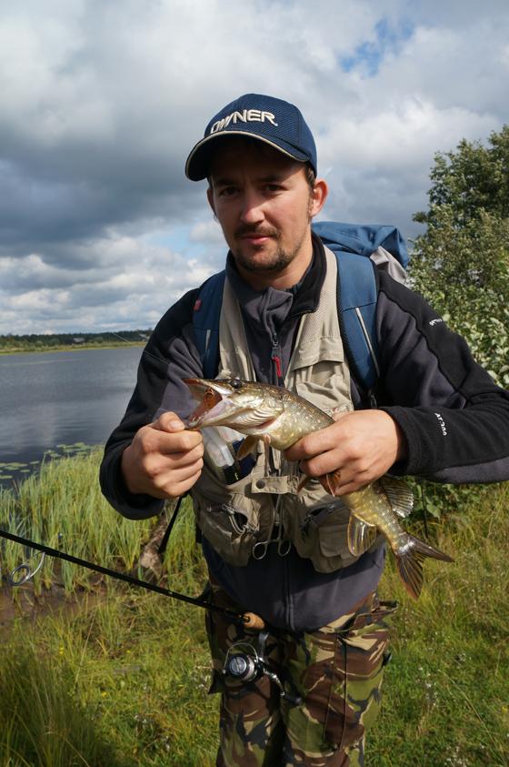 убойная сила ловили рыбу