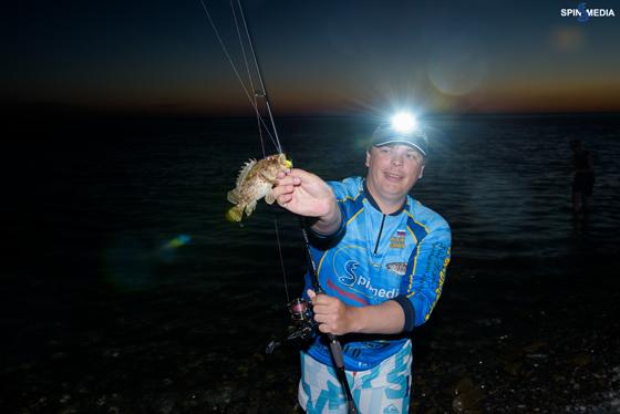 рокфишинговая рыбалка