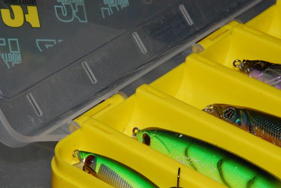 коробка для приманок pontoon21 двухсторонняя 200x126x36мм