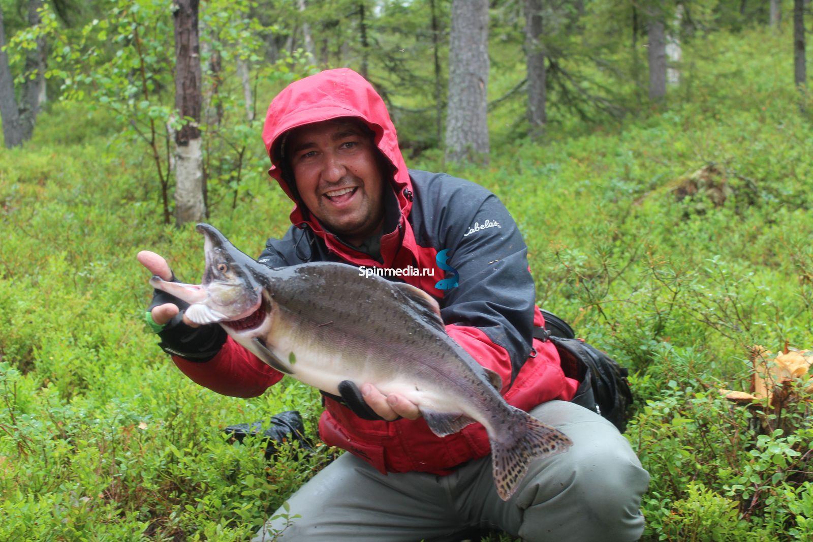 охота и рыбалка на кольском полуострове