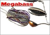 Спиннербейты и баззбейты Megabass