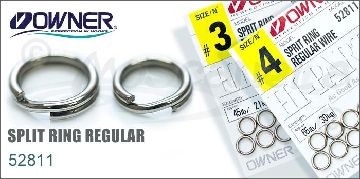Изображение Owner/C'ultiva 52811 SPLIT RING REGULAR