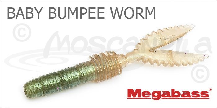 Изображение Megabass BABY BUMPEE WORM