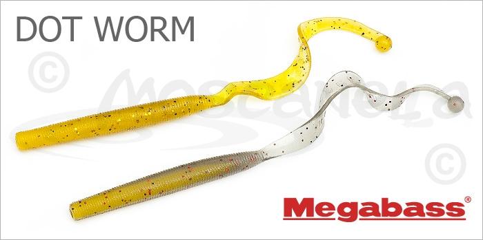 Изображение Megabass Dot Worm