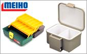 Рыболовные ящики и чемоданы MEIHO Versus