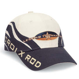 St.Croix Tournament Fishing Cap