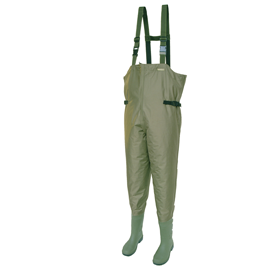 11251 Nylon Waders 70Den