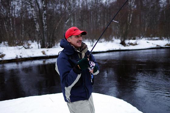 рыбалка с петербург форум