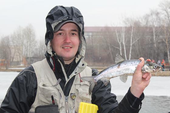 рыбалка в марте на сиг