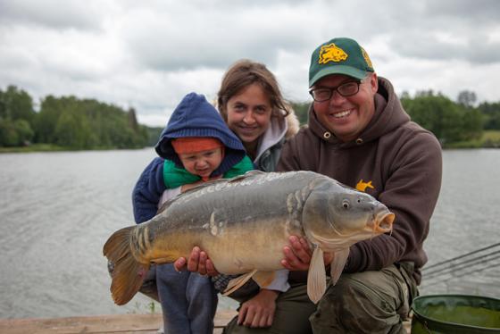 рыбалка в львово видео