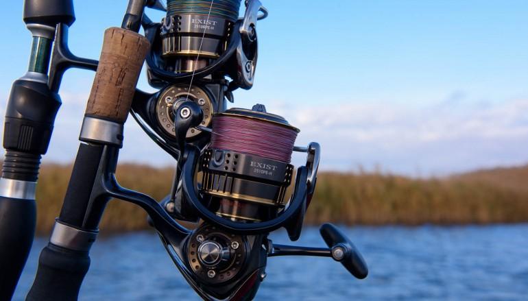 7c403e10 Блог Алексея Шанина. Daiwa Exist'15: 2510PE-H vs 2510RPE-H. Первые  впечатления. 25 ноября 2015 г. Рыболовный блог