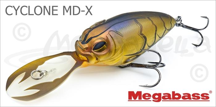 Изображение Megabass CYCLONE MD-X