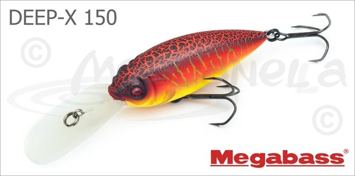 Изображение Megabass DEEP-X 150