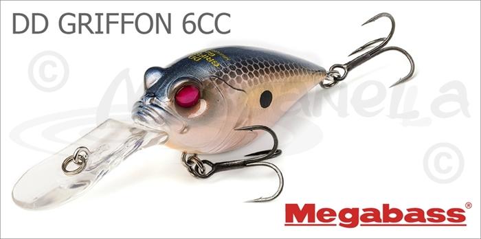 Изображение Megabass DD GRIFFON 6CC