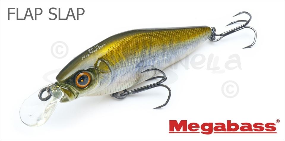 megabass flap slap цена