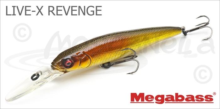 Изображение Megabass LIVE-X REVENGE
