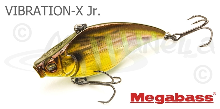 Изображение Megabass VIBRATION-X Jr.