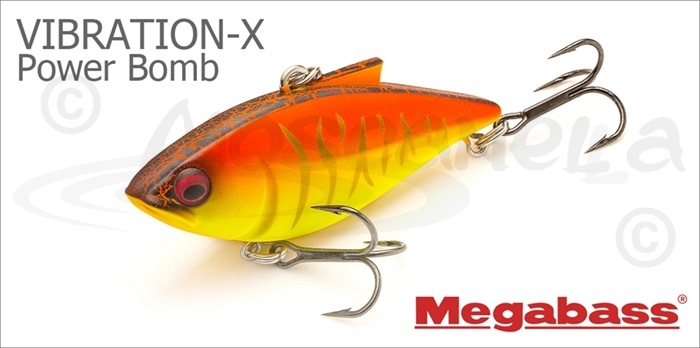 Изображение Megabass Vibration-X Power Bomb