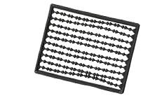 """AX-84685 Стопоры """"New-type"""" в рамке"""