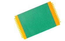 AX-85748 Мотовильце с пористой резиной