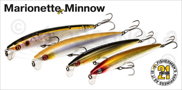 Изображение Pontoon21 Marionette Minnow