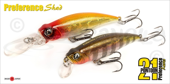 Изображение Pontoon21 Preference Shad