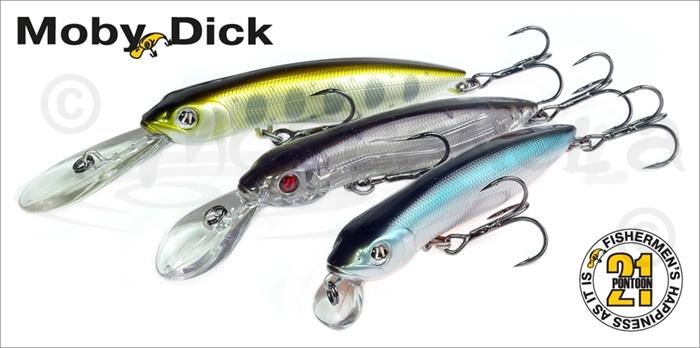 Изображение Pontoon21 Moby Dick