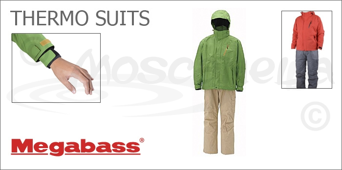 Изображение Megabass Thermo Suits