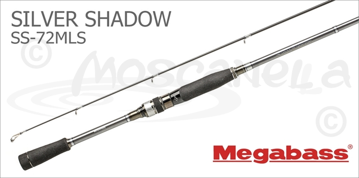 Изображение Megabass Silver Shadow