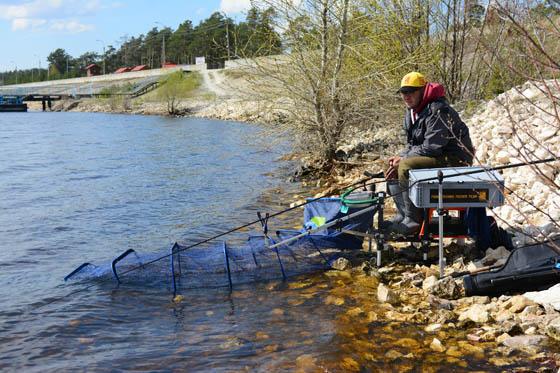 Открытие рыболовного сезона на волге 2017