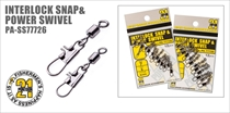 PA-SS77726 Interlock Snap&Power Swivel