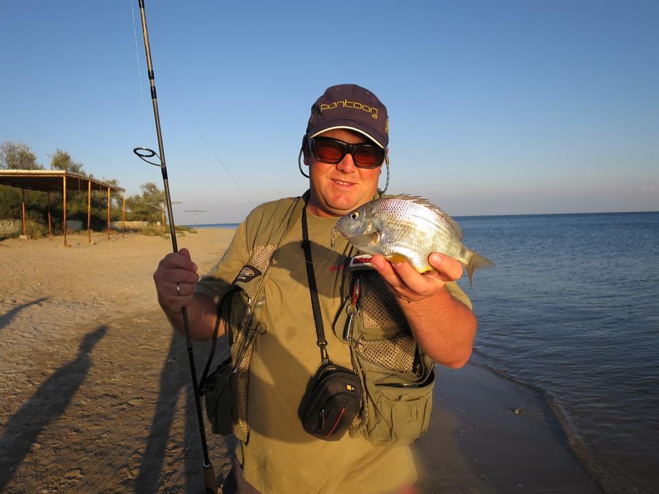 рыбалка в судаке на море крым