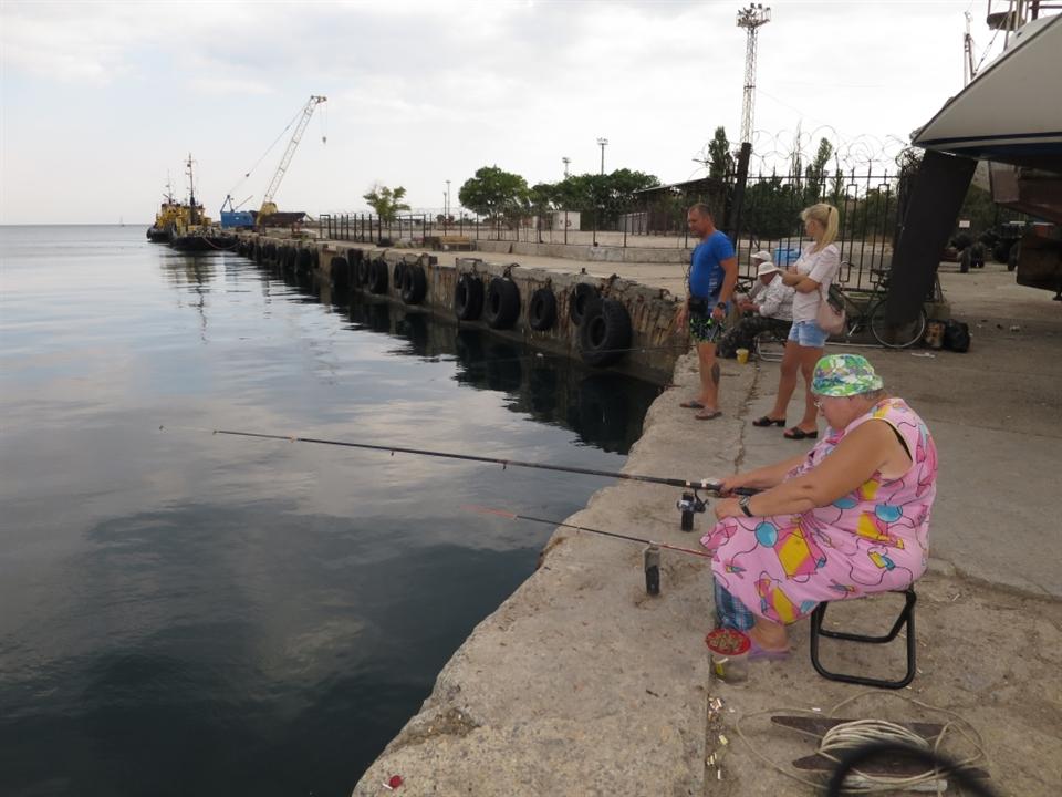 евпатория рыбацкий поселок