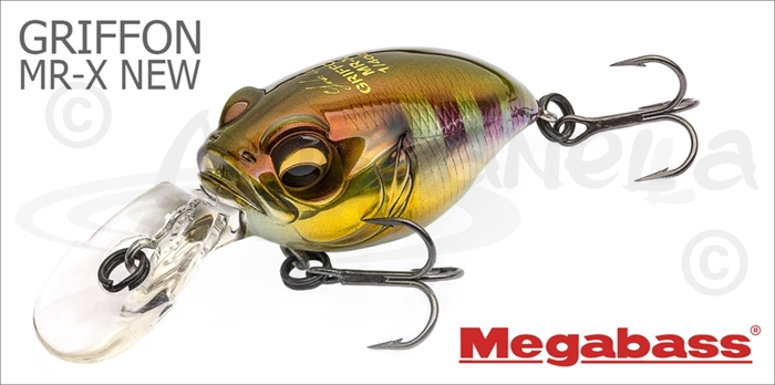 Изображение Megabass GRIFFON MR-X NEW