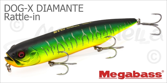 Изображение Megabass DOG-X DIAMANTE