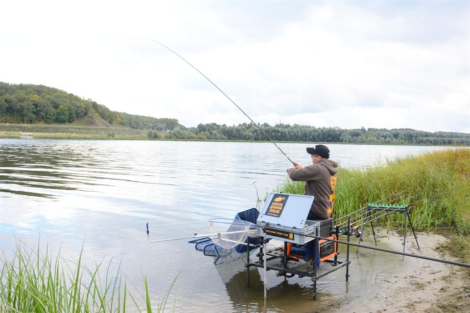 Что брать на фидерную рыбалку