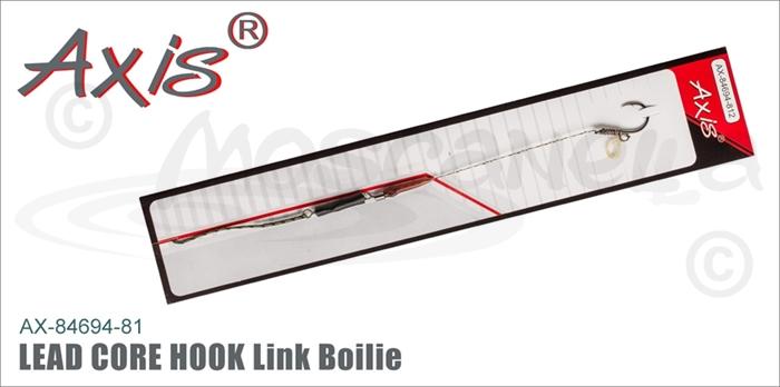 Изображение Axis AX-84694-81 Lead Core Hook Link Boilie