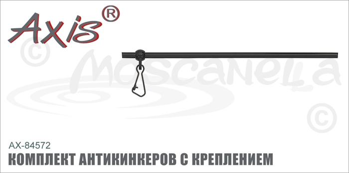 Изображение Axis AX-84572 Комплект антикинкеров с креплением