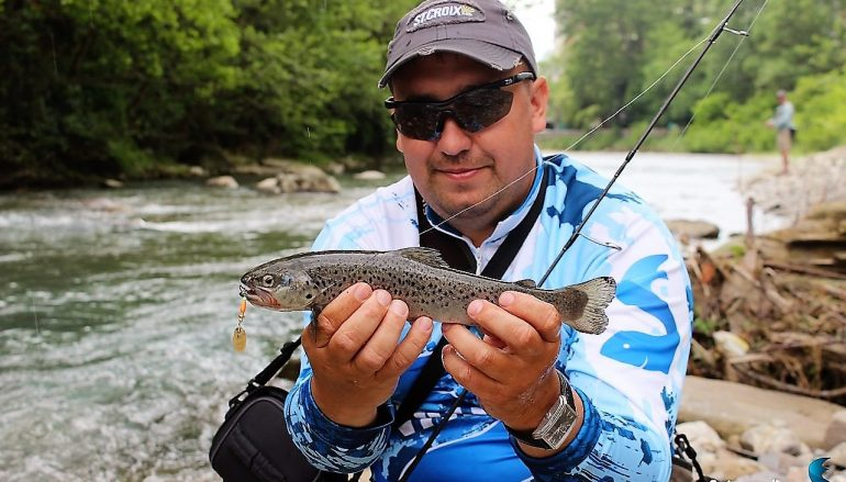 рыбалка краснодар 2017